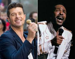 Marvin Gaye Estate wins against Robin Thicke and Pharrell
