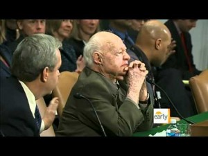 Video thumbnail for youtube video Mickey Rooney says his stepson is abusing him