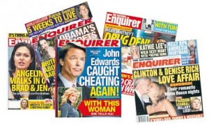 The National Enquirer heirs