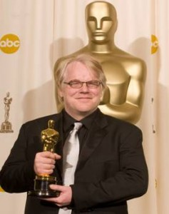 Oscar Winner: Philip Seymour Hoffman Estate